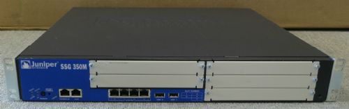 Juniper Networks SSG-350M 512MB Secure Services Gateway SSG-350M-SH-E